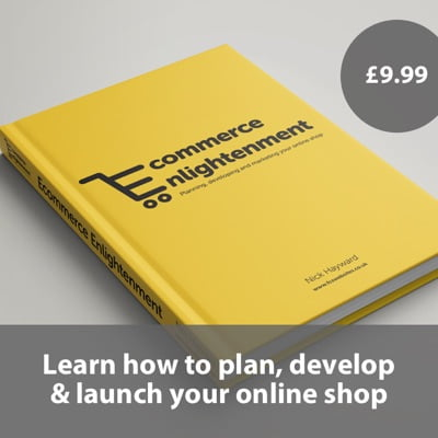 ecommerce enlightenment book
